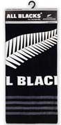 All Blacks Beach Towel