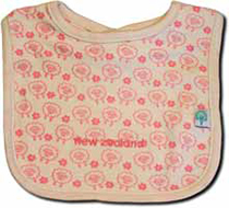 Pink Sheep Bib