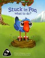 Kids Book - Stuck in Poo what to do?