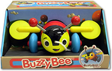 Original Buzzy Bee toy new in its box