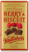 Berry & Biscuit