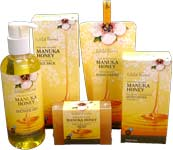 Manuka Honey Pamper Pack 1