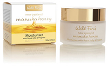 Moisturiser with Royal Jelly and Propolis