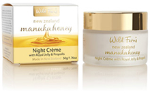 Night Creme with Royal Jelly & Propolis