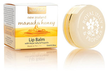 Lip Balm with Royal Jelly and Propolis