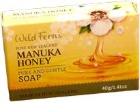 Manuka Honey Pure & Gentle Guest Soap