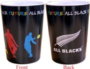 All Blacks Melamine Cup