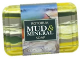 Thermal Mud & Mineral Soap