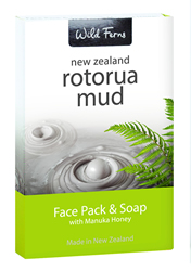 Mud Face Pack Combo with Manuka Honey