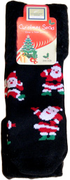 Bed Socks - Santa Claus