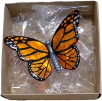 Monarch Butterfly Hanging Decoration