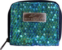 Paua Coin Purse
