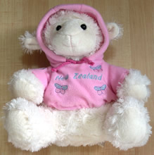 Pink Sheep with Hoody