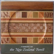New Zealand Timber Coasters