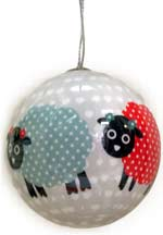 Sheep Bauble